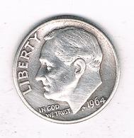 DIMES 1964   USA /0795/ - Émissions Fédérales