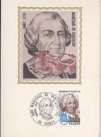 "65 - HAUTES PYRENEES - 65.TARBES - 1979 - TàD De Type ILL ""MARECHAL DE BERCHENY"" - Postmark Collection (Covers)"
