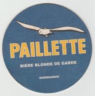 Sous-bocks **neuf** PAILLETTE .Biere De Garde Birra Cerveza Piwo Pils, - Sous-bocks