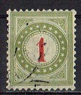 Schweiz 1883/1908 // Mi. 15 O - Postage Due