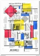 Nederland 2017, Postfris MNH, 100 Years Art Of De Stijl, 100 Jaar De Stijl - Period 2013-... (Willem-Alexander)