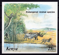 1985 - KENYA - Yv. Nr. BF 25 - NH - (UP.207.42) - Kenia (1963-...)