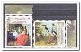Duitsland 2017, Postfris MNH, MI 3274-75, Museum, Paintings - Ongebruikt