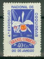 Brasilien 695 ** Orchideen - Orchideen