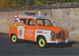 Renault Colorale Prairie 1954 - - Voitures De Tourisme