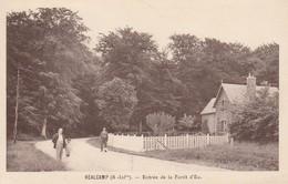 76 - REALCAMP - Entrée De La Forêt D' Eu - France
