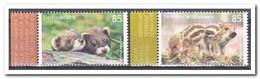 Duitsland 2017, Postfris MNH, MI 3288-89, Baby Animals - Ongebruikt