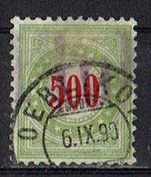 Schweiz 1883/1908 // Mi. 22 O - Postage Due