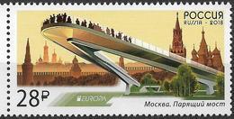 2018 Russland Russia ** Europa  Bridges - 2018