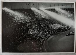 Foto Cromo Olimpiada De Berlín. Nº 190. Estadio. 1936. Alemania. Pre II Guerra Mundial. Gruppe 58. ORIGINAL - Tarjetas