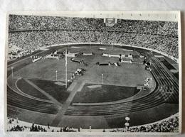 Foto Cromo Olimpiada De Berlín. Nº 187. Estadio. 1936. Alemania. Pre II Guerra Mundial. Gruppe 59. ORIGINAL - Tarjetas