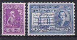 Belgisch Congo COB ° 339-340 - Congo Belge