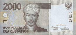 INDONESIE 2000 RUPIAH 2012 UNC  P 148 C - Indonésie