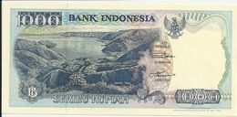 INDONESIE 1000 RUPIAH 1992/1996 UNC P 129 E - Indonésie