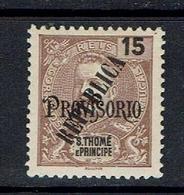 Early ST THOMAS AND PRINCE. - St. Thomas & Prince