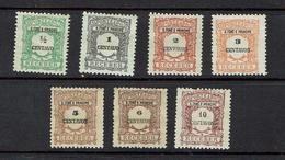 Early ST THOMAS AND PRINCE..postage Dues - St. Thomas & Prince