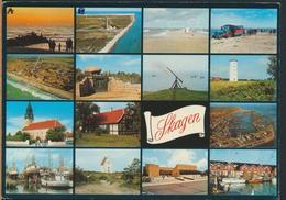 °°° 13054 - DANMARK - SKAGEN - VIEWS - 1993 With Stamps °°° - Danimarca