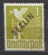Berlin 17 ** Geprüft - Unused Stamps