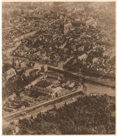 Vue Aérienne D' AMIENS 1919 - Vieux Papiers