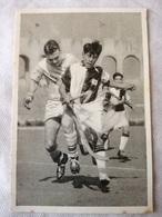 Foto Cromo Olimpiada De Los Ángeles. 1932. Nº 179. Hockey Hierba, USA - Japón. Hecho En 1936 Para Olimpiada De Berlín - Tarjetas