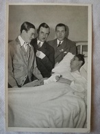 Foto Cromo Olimpiada De Los Ángeles. 1932. Nº 184. Bobsleig, Brehme, Jimmy Walker, Nueva York, USA. Hecho En 1936 - Tarjetas