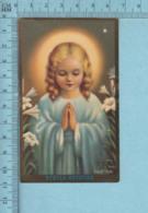 Sault Montreal - Gold Print, Stella Matutina, Etoile Du Matin  Image Pieuse, Religieuse, Holy Card, Santini - Images Religieuses