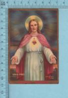 Sault Montreal - Gold Print, Venite Omnes, Venez Hommes,-  Image Pieuse, Religieuse, Holy Card, Santini - Images Religieuses