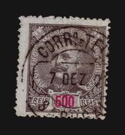 PORTUGAL CARLOS I SET PRIMA QUALITAT CENTERING INCLUDE VARIETIES 1896 Perf.12.5 - Yv.145a (Mi.137B, Sc.131a) Used (A4267 - 1892-1898 : D.Carlos I