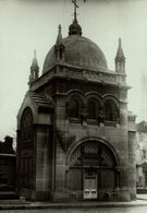 PARIS PASSY CIMETIERE ALBERIE CAHUET MARIE BASHKIRTSEFF JEUNE SLAVE - Lugares