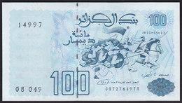 Algeria 100 Dinars 1992 P137 UNC - Argelia