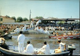 34 - Frontignan : Joutes Languedociennes Sur Le Canal - Autres