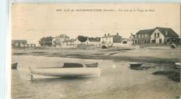 31453 - NOIRMOUTIER - UN COIN DE LA PLAGE DU VIEIL - Noirmoutier