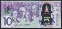 Canada 10 Dollar 2017 P112 UNC - Canada