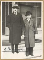 Adrien Marquet (1884-1955) - Homme Politique - Photo Signée 1934 - Autographe - Autographes