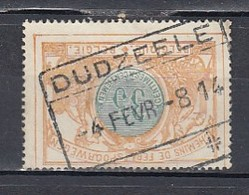 Tr 33 Gestempeld Dudzeele - 1895-1913