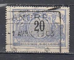 Tr 17 Gestempeld Angre - 1895-1913