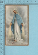 KGCO Germany - Gold Print, Immaculé Conception-  Image Pieuse, Religieuse, Holy Card, Santini - Images Religieuses