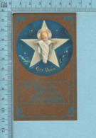 Sault Montr  - Gold Print, Ecce Venia, Je Suis Venu -  Image Pieuse, Religieuse, Holy Card, Santini - Images Religieuses