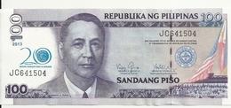 PHILIPPINES 100 PISO 2013 UNC P 218 - Philippines
