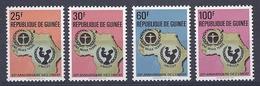 180031057  GUINEA REP..  YVERT  Nº   446/80  **/MNH  (EXCEPT Nº 448) - República De Guinea (1958-...)