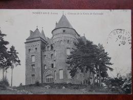 42 - NOIRÉTABLE - Château De La Croix De Guirande. - Noiretable