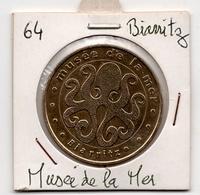 Biarritz - 64 : Musée De La Mer (Monnaie De Paris - 2000 - Millenium) - 2000