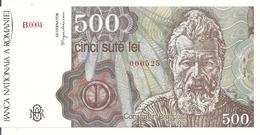 ROUMANIE 500 LEI 1991 UNC P 98 - Roumanie
