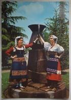 FIUGGI - COSTUMI CIOCIARI - Ciociaria  Costumes Folklore  Vg - Costumi