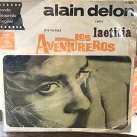 EP Argentino BSO Los Aventureros Año 1966 - Filmmusik