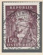ÖSTERREICH Mi. Nr. 1066 150. Todestag Von Joseph Haydn - Siehe Scan - Used - 1945-60 Gebraucht