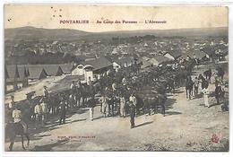 PONTARLIER - Au Camp De Pareuses - L'Abreuvoir - Pontarlier