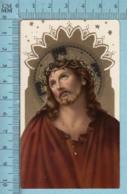 KCGO 27/34 Germany - Gold Print, Ecce Homo, Voici L'homme -  Image Pieuse, Religieuse, Holy Card, Santini - Images Religieuses