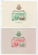 SHEET   200 FR  1964 +   SHEET  100 FR    1965      OVERPRINT  1965   MNH** - Guinea (1958-...)