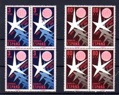 1958   Espagne, Exposition De Bruxelles, 911 / 912** En #, - 1958 – Bruxelles (Belgique)